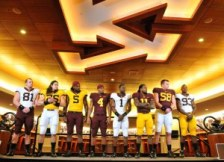 jea 147 gopher FB uniforms