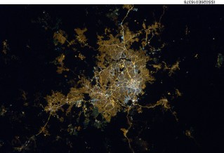 Belo Horizonte at Night