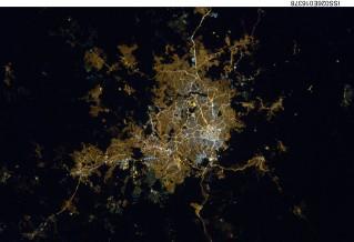 Belo Horizonte at Night